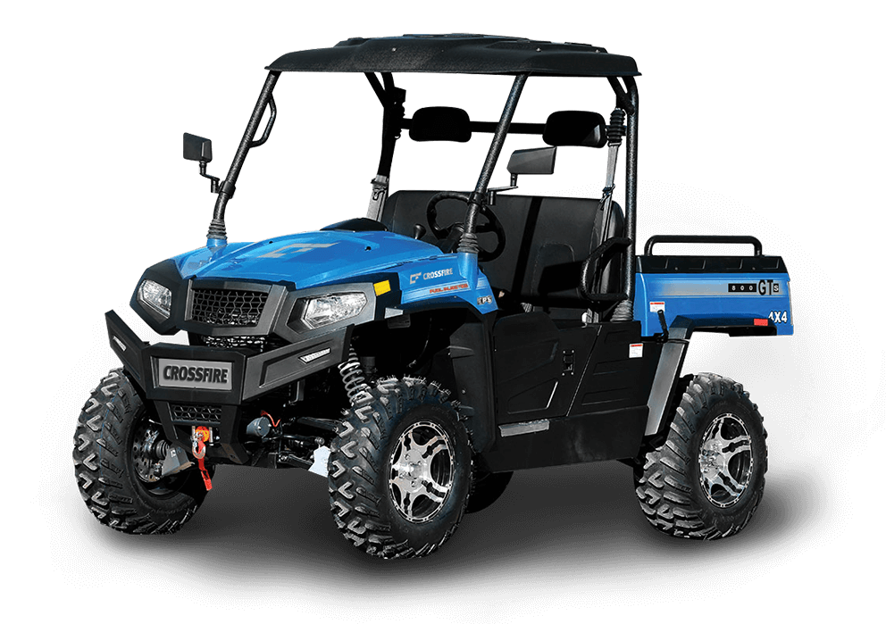 ALL NEW 800 GTS Main - side by side atv toowoomba