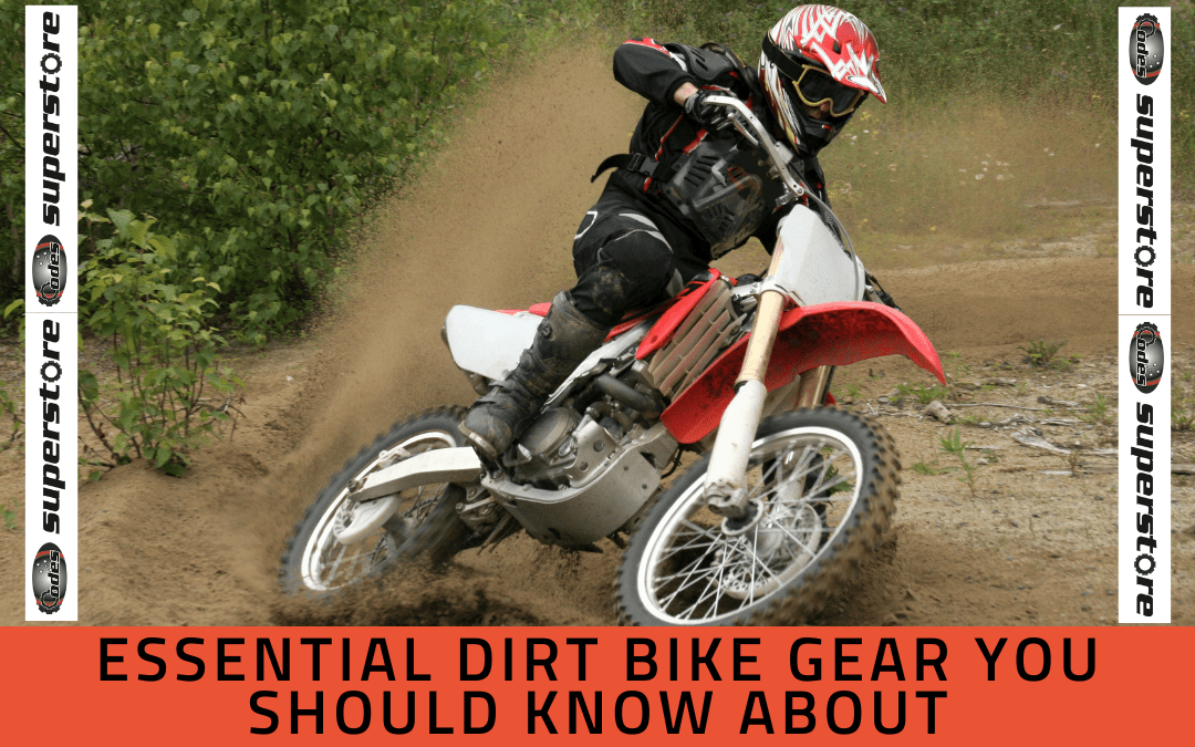Essential MX & Dirt Bike Gear You Should Know About